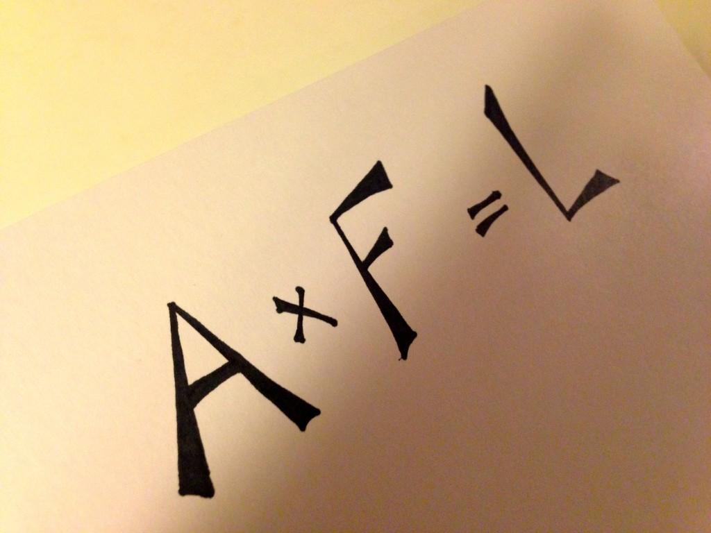 Læsning på formel