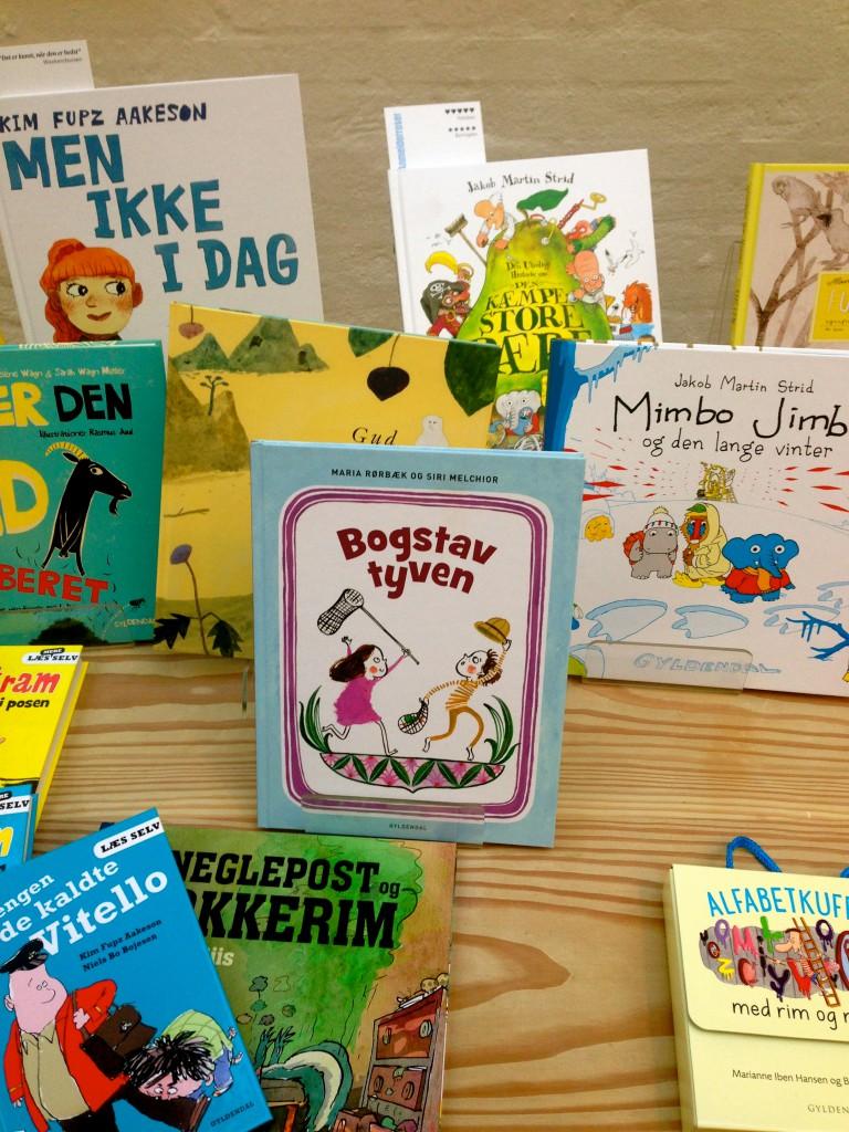 Bøger fra Gyldendal