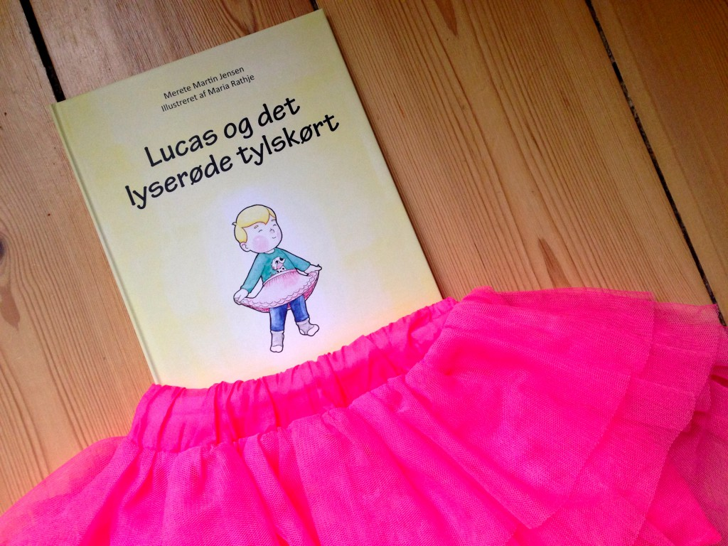 Lucas og det lyserøde tylskørt.