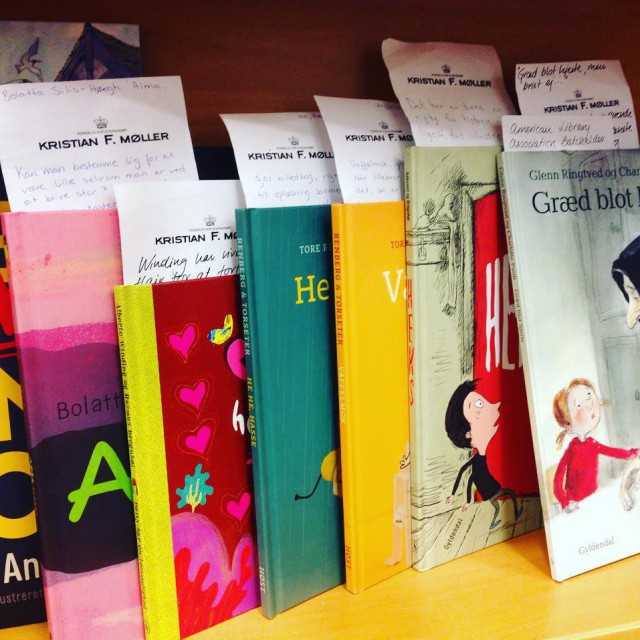 Anbefalinger hos n af Danmarks fineste boghandlere Kristian F Mllerhellip