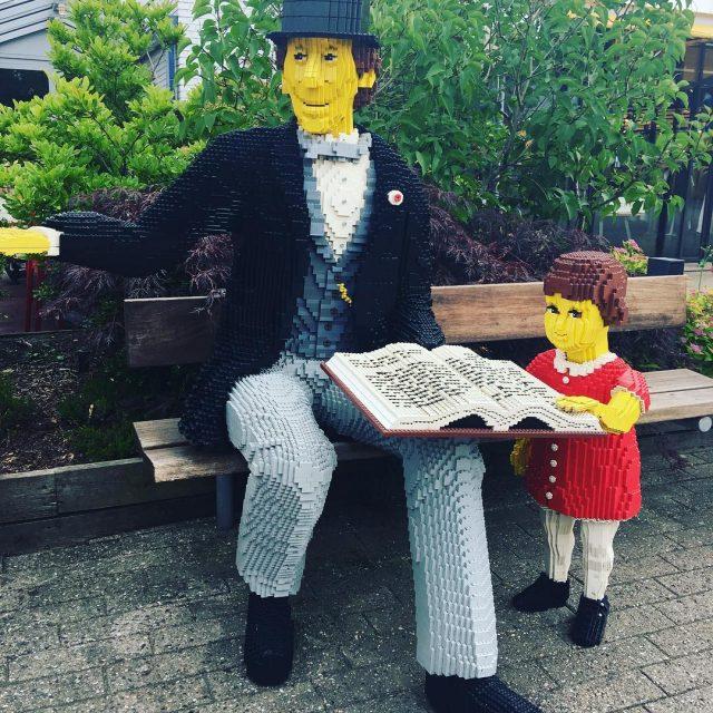 En favorit  nu i klodser mitbogskab mitbogskabptur legoland legolandhotel