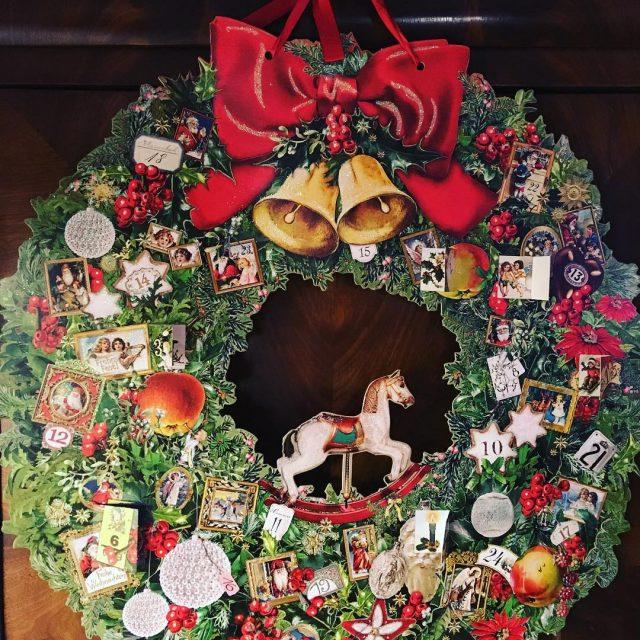 Det her er den fineste julekalender jeg nogensinde har hafthellip